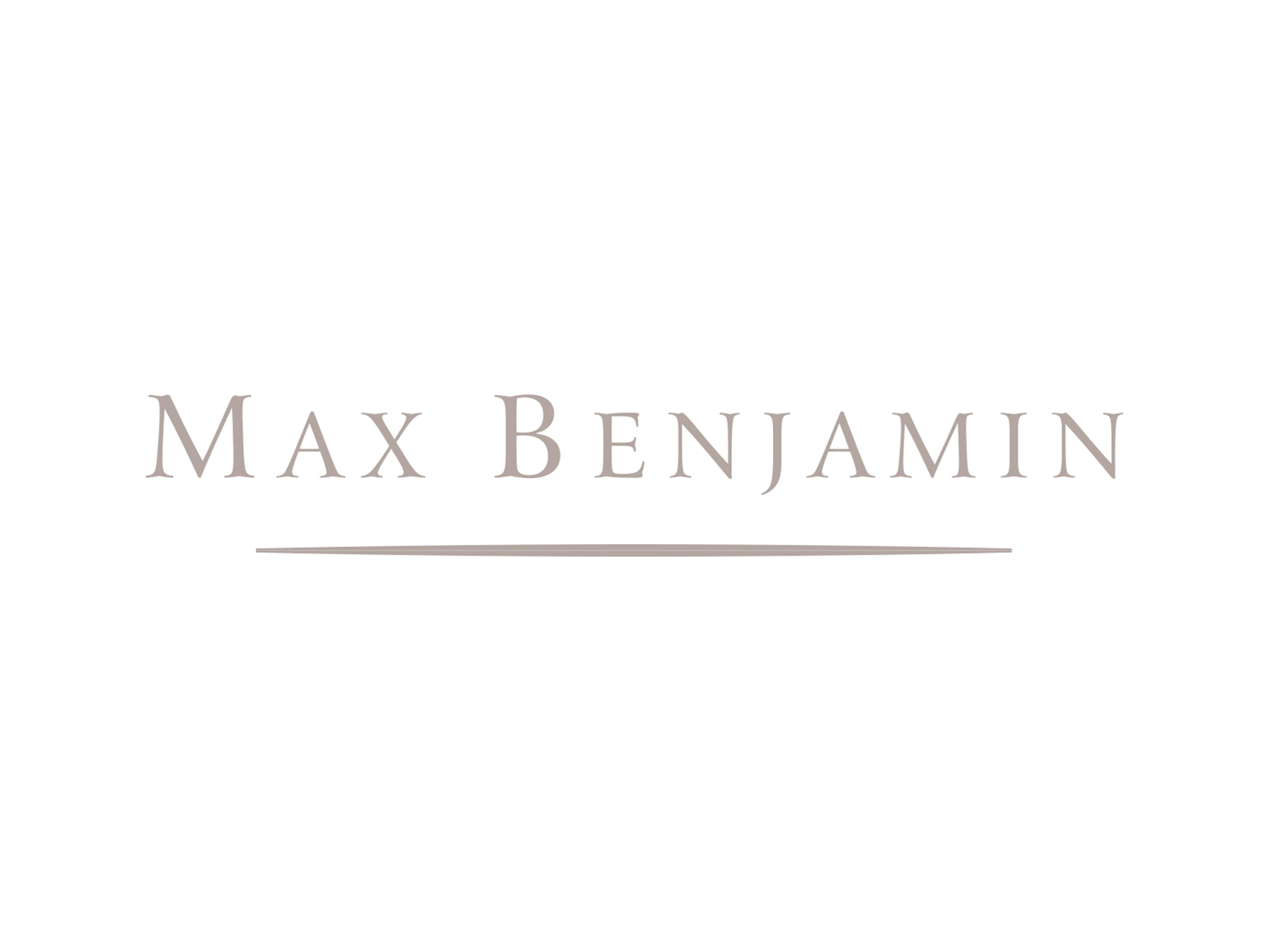 max benjamin logo